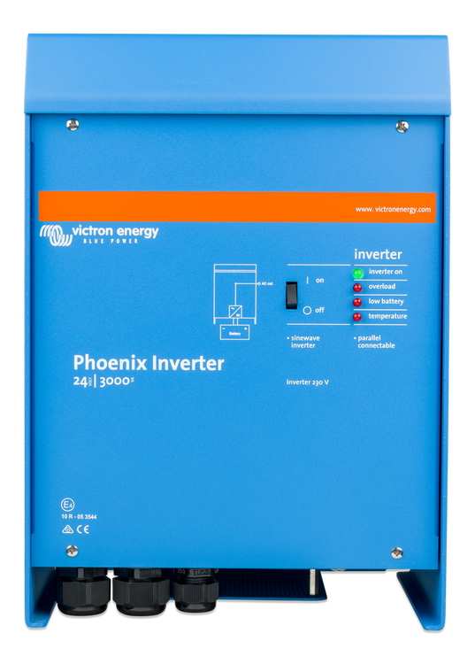 Victron Energy PIN123020000 - Phoenix Inverter 12/3000 230V VE.Bus
