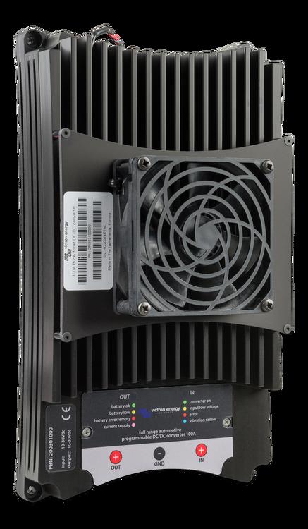 Victron Energy ORI303100000 - Buck-Boost. 100A DC/DC-omvandlare för att ladda ett 12/24V servicebatteri med en intellegent generator