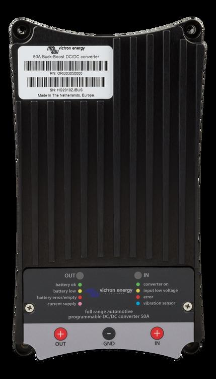 Victron Energy ORI303050000 - Buck-Boost,  50A DC/DC-omvandlare för att ladda ett 12/24V servicebatteri med en intelligent generator
