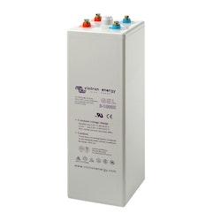 Victron Energy BAT702102260 - GEL-batteri 2V/1000 Ah, OPzV tubular