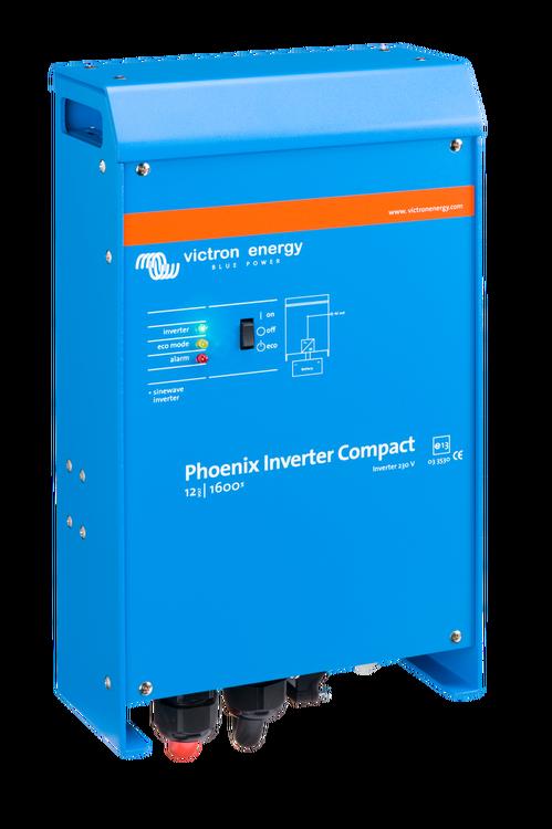 Victron Energy CIN121620000 - Phoenix Inverter Compact 12/1600 230V VE.Bus