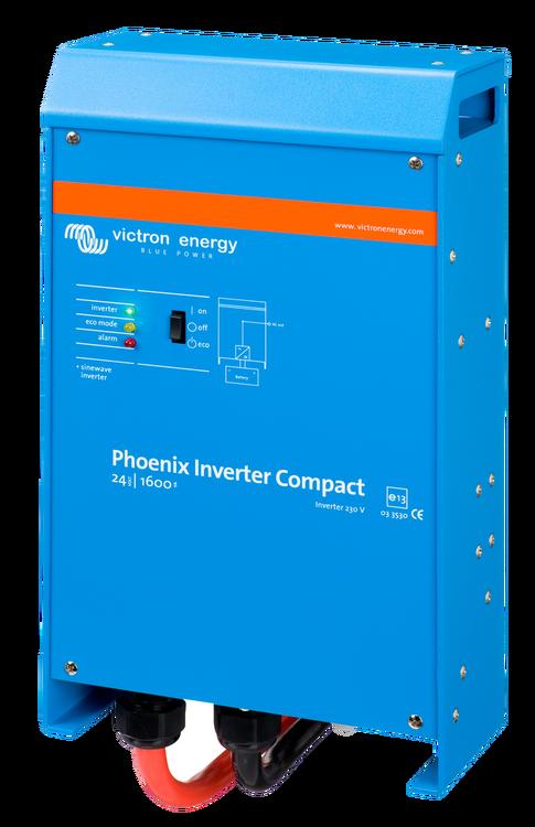 Victron Energy CIN241220000 - Phoenix Inverter Compact 24/1200, 230V, VE.Bus