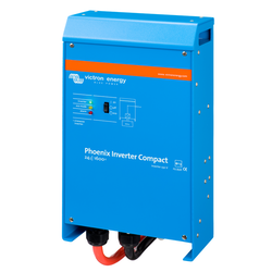 Victron Energy CIN241620000 - Phoenix Inverter Compact 24/1600, 230V, VE.Bus