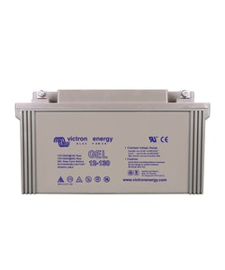 Victron Energy BAT412121104 - GEL-batteri 12V/130 Ah, CCA (SAE) 500