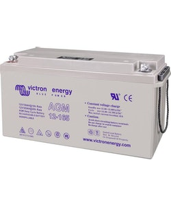 Victron Energy BAT412151104 - GEL-batteri 12V/165 Ah CCA (SAE) 850A