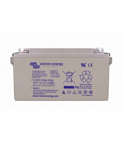 Victron Energy BAT412800104 - GEL-batteri 12V/90Ah