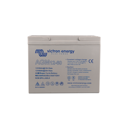 Victron Energy BAT412060081 - AGM Super Cycle-batteri 12V/60Ah CCA (SAE) 280, M5-gänga