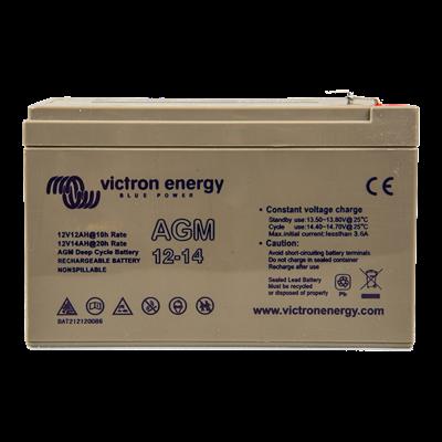 Victron Energy BAT212120086 - AGM-batteri 12V/14Ah