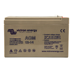 Victron Energy BAT212120086 - AGM-batteri 12V/14Ah