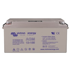 Victron Energy BAT412151084 - AGM-batteri 12V/165 Ah  CCA (SAE) 55