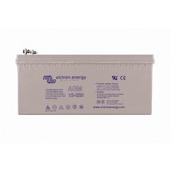 Victron Energy - AGM Batteri 12V/220 Ah  CCA (SAE) 65