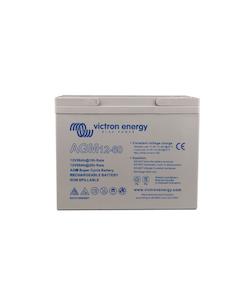 Victron Energy BAT412550084 - AGM-batteri 12V/60 Ah CCA (SAE) 250