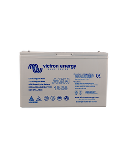 Victron Energy BAT412350084 - AGM-batteri 12V/38 Ah