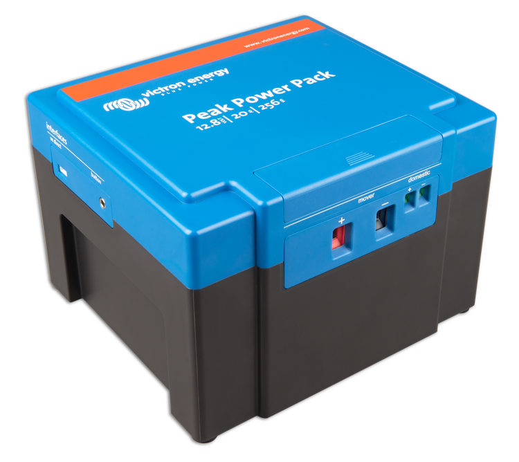 Victron Energy PPP012020000 - Peak Power Pack 12,8V/20Ah