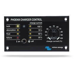 Victron Energy REC010001110 - Phoenix Charger Control. Kontrollpanel till Phoenix batteriladdare