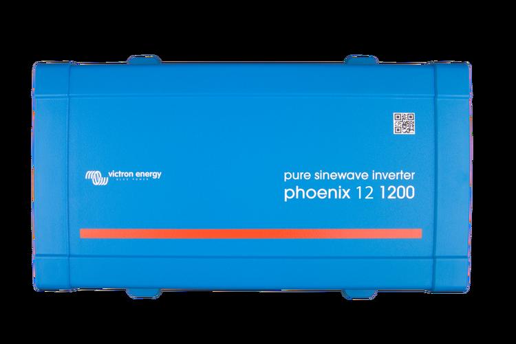 Victron Energy - Phoenix Inverter VE.Direct 12/1200 230V Schuko-uttag