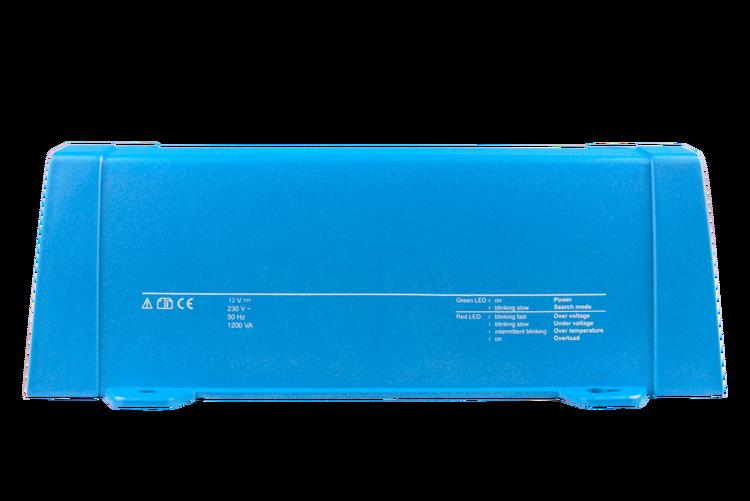 Victron Energy PIN121220200 - Phoenix Inverter 12/1200 230V, VE.Direct, Schuko-uttag