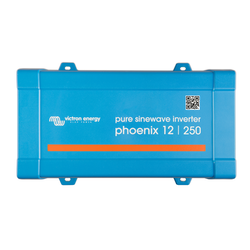 Victron Energy PIN121251200 - Phoenix Inverter 12/250 230V VE.Direct, Schuko-uttag