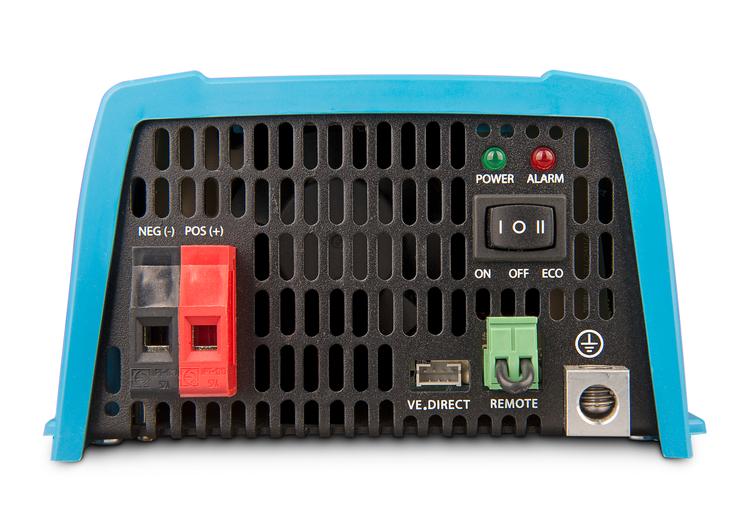 Victron Energy PIN121371200 - Phoenix Inverter 12/375 230V VE.Direct, Schuko-uttag