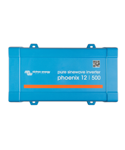 Victron Energy PIN121501200 - Phoenix Inverter 12/500 230V VE.Direct, Schuko-uttag
