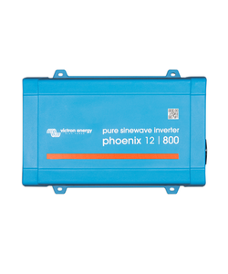 Victron Energy PIN121800200 - Phoenix Inverter 12/800 230V, VE.Direct, Schuko-uttag
