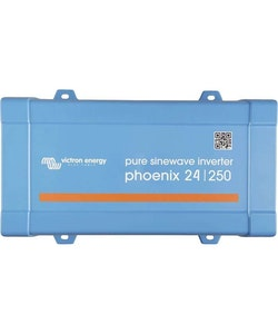 Victron Energy PIN242510200 - Phoenix Inverter 24/250, 230V, VE.Direct, Schuko-uttag