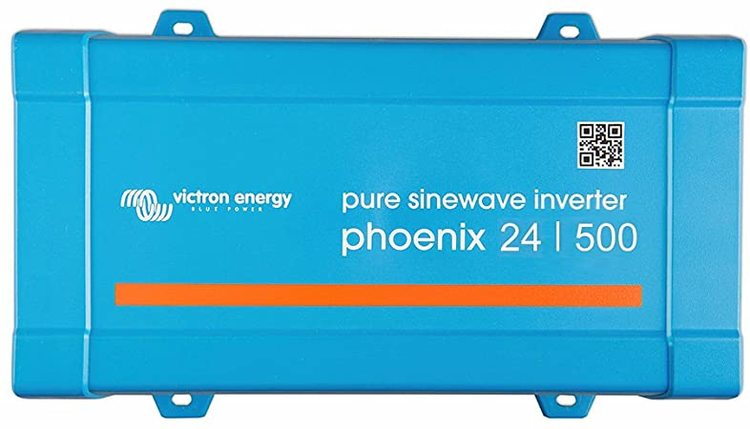 Victron Energy PIN245010200 - Phoenix Inverter 24/500, 230V, VE.Direct, Schuko-uttag