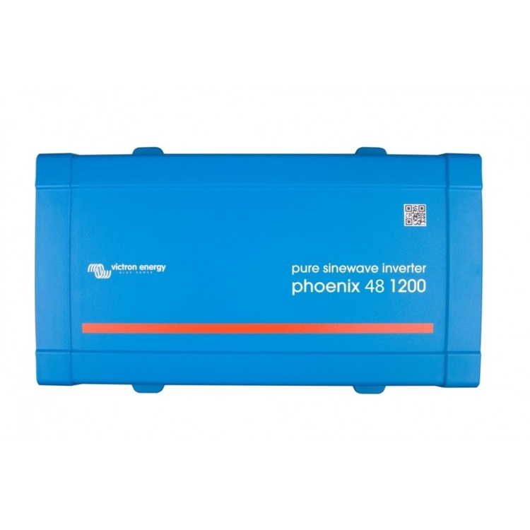 Victron Energy PIN482120100 - Phoenix Inverter 48/1200, 230V, VE.Direct, IEC-uttag