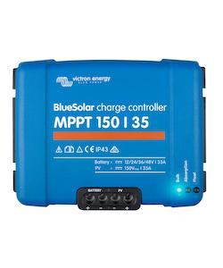Victron Energy SCC020035000 - BlueSolar MPPT 150/35, solcellsregulator