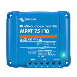 Victron Energy - BlueSolar MPPT 75/10 Solcellsregulator