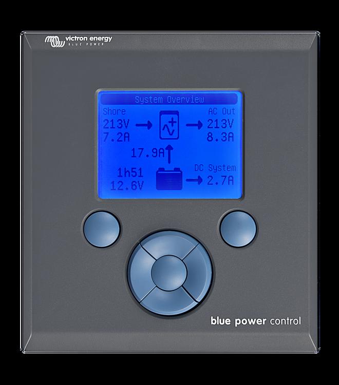 Victron Energy BPP000200110R - VE.Net Blue Power Control GX, kontrollpanel