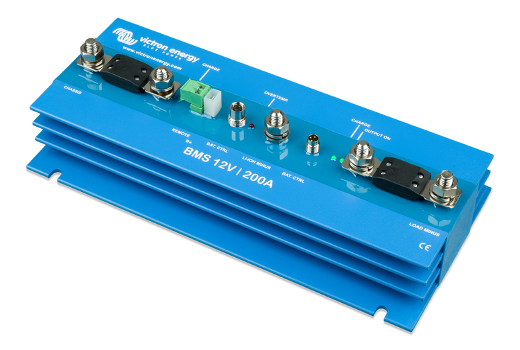 Victron Energy BMS012201000 - BMS200. För övervakning av Lithium 12V-batterier