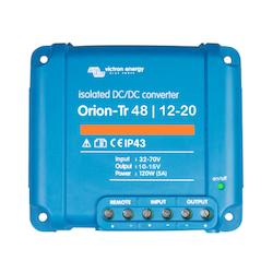 Victron Energy - Orion-Tr Isolerad DC-DC-omvandlare 48/12-20A (240W)