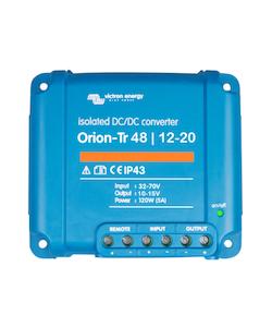Victron Energy ORI481224110 - Orion-Tr 48/12-20A (240W), isolerad DC-DC-omvandlare