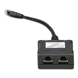 Victron Energy ASS030065510 - RJ45-splitter 1xRJ45 hane/15 cm kabel/2xRJ45 hona
