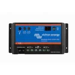 Victron Energy - BlueSolar PWM Light 12/24-20A Solcellsregulator
