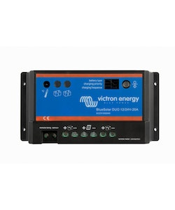 Victron Energy SCC010020020 - BlueSolar PWM-Light 12/24-20A, solcellsregulator