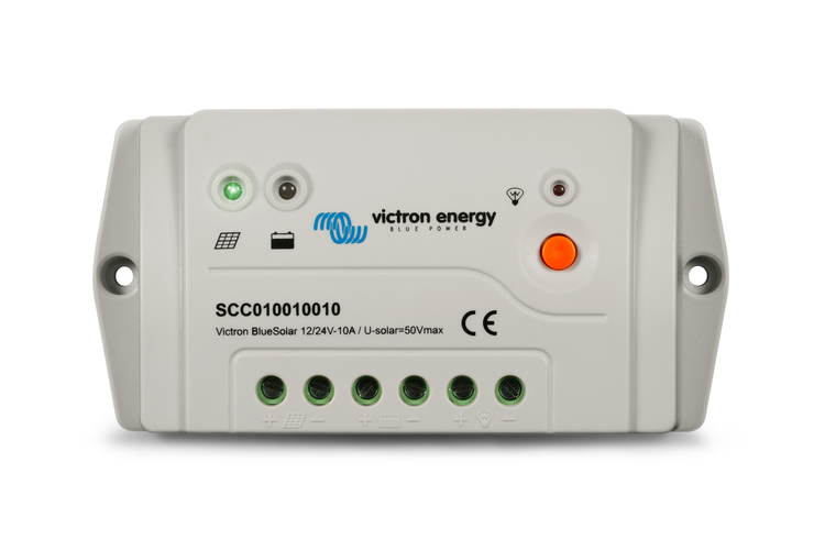 Victron Energy - BlueSolar PWM Pro 12/24V-20A Solcellsregulator