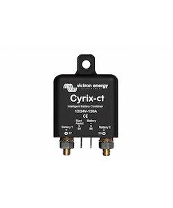 Victron Energy CYR010120011 - Cyrix-ct 12/24-120A, batterikombinerare