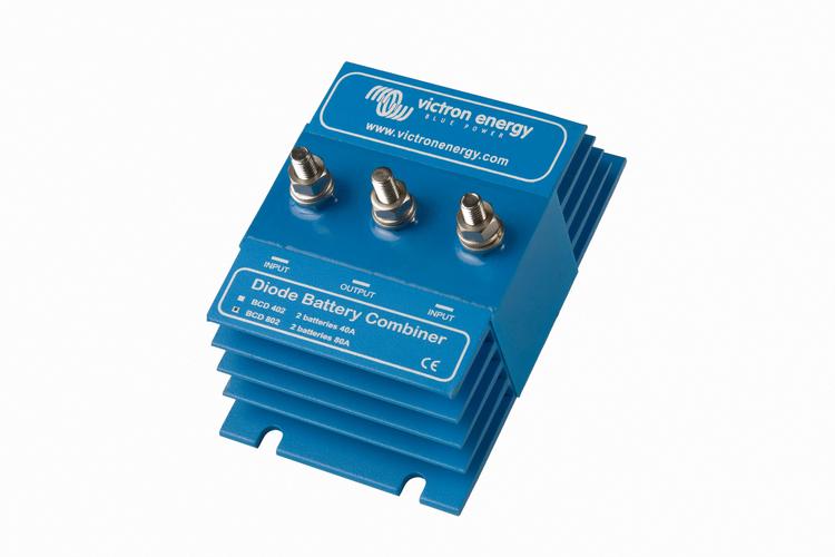 Victron Energy BCD000402000 - Argo batterikombinerare BCD-402, 2 batterier in, 1 utgång, 40A