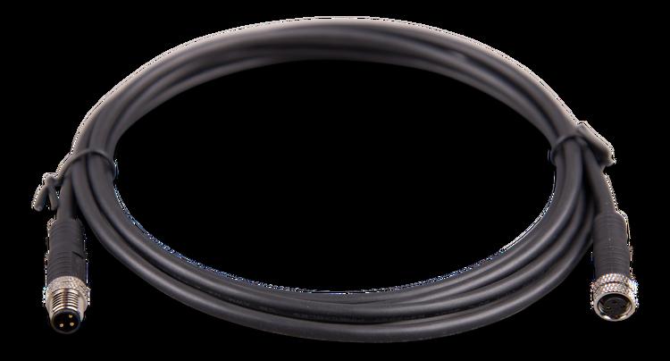 Victron Energy - Lithium batterikabel 1m, M8-kontakt hane/hona (2 st)