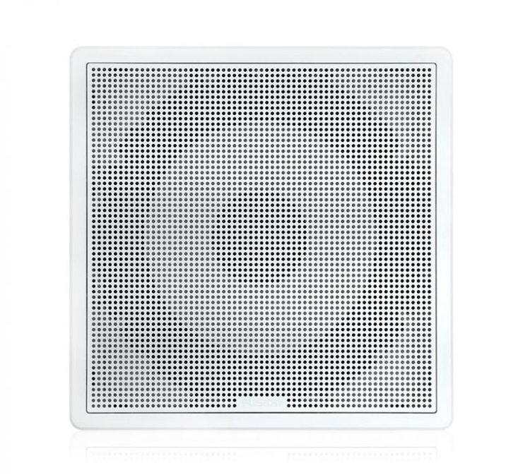 "Fusion FM-S10RW -  FM 10"" Sub Square White"