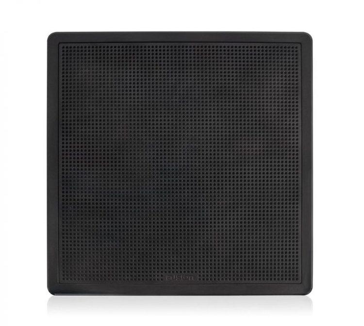 "Fusion FM-S10SB -  FM 10"" Sub Square Black"