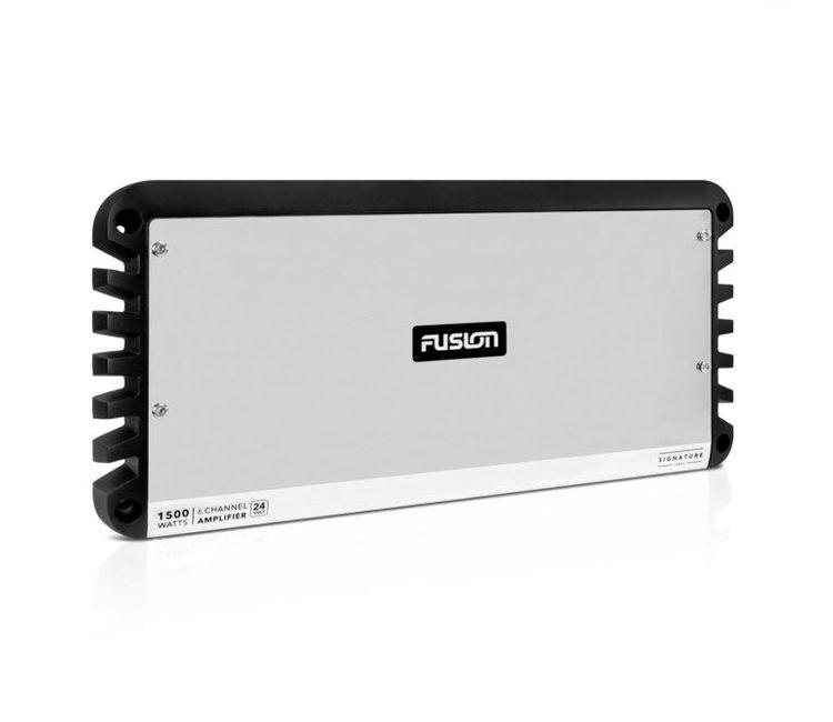 Fusion SG-24DA61500 - Förstärkare 6kanal 24V