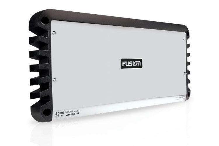 Fusion SG-DA82000 - Förstärkare 8kanal 2000