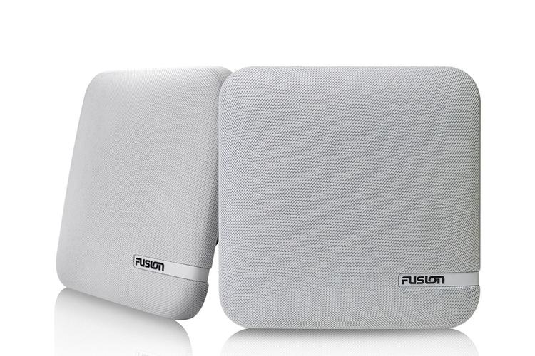 Fusion SM-F65CW - Högtalare, SM, 6,5tum, Vit