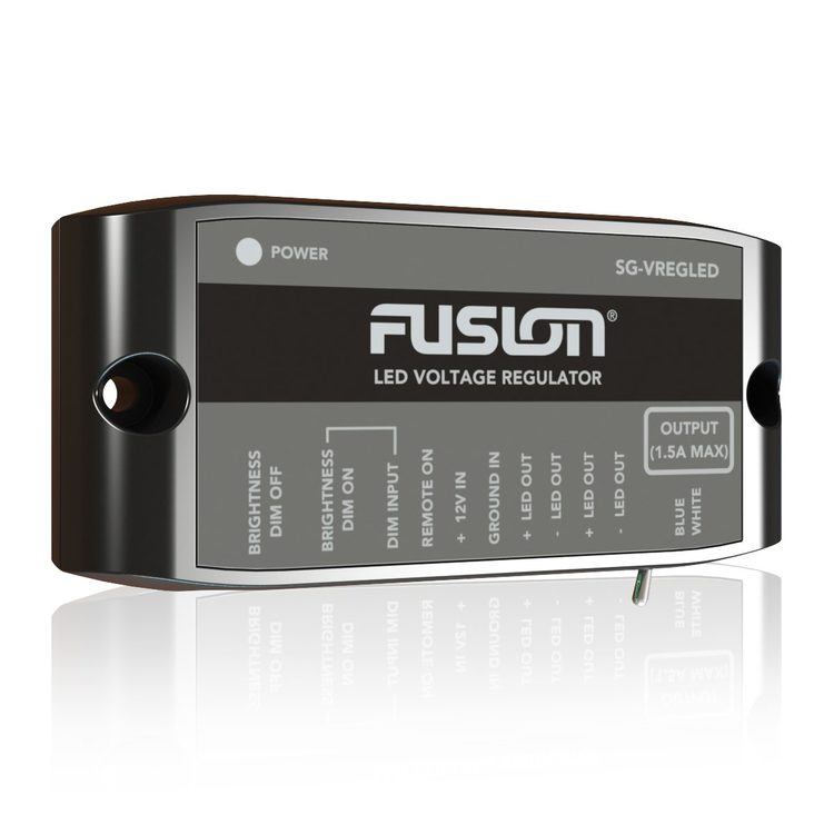 Fusion SG-VREGLED - Signature series LED regulator