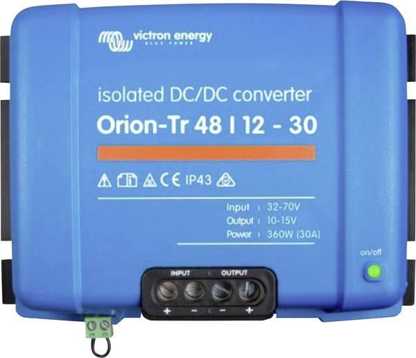 Victron Energy ORI481240110 - Orion-Tr 48/12-30A (360W), isolerad DC-DC-omvandlare