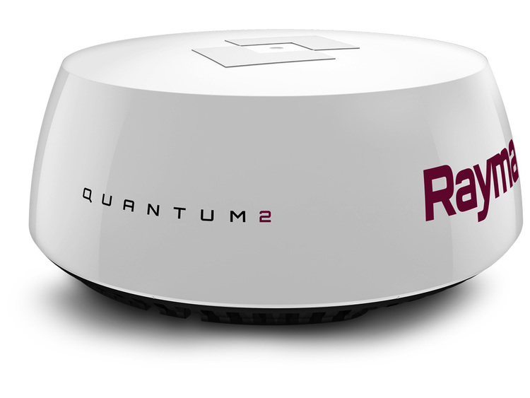 Raymarine - Quantum 2, Q24D inkl. 10m el och datakabel
