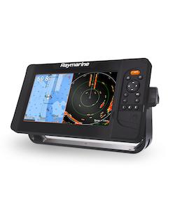 Raymarine - Element 9 S med Wi-Fi & GPS, sjökort på köpet*